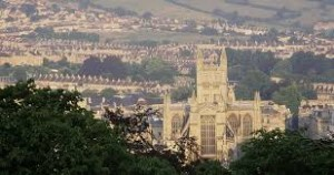 Overlooking Bath